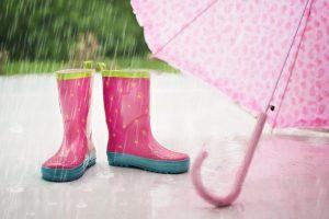 七五三が雨の場合は延期?決行なら着物や撮影をどうする?