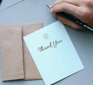 誕生日メッセージのお礼文例!上司篇、友達篇、恋人篇をそれぞれ紹介!