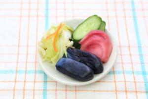 お食い初め【香の物】の意味は?簡単でおすすめのレシピも3つ厳選!