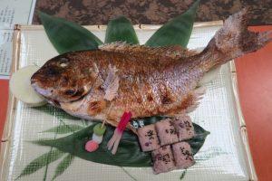 お食い初め【鯛】 焼き方!オーブン/グリル/フライパンで簡単な方法!