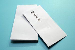 お宮参り【玉串料】の書き方!封筒やのし袋はどうすればいいの?
