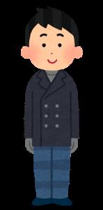 成人式のスーツ着用にPコートってあり?どんなコートが良いの?
