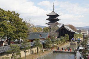 東寺終い弘法2018の日程と見どころは?