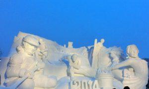 札幌雪祭りを楽しむ所要時間はどれ位?会場ごとに解説!